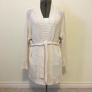 Aerie thick knit cardigan.